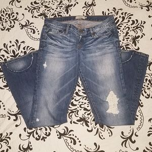Abercrombie and Fitch Madison flare Jeans size 2S